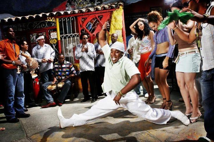 Кубинская вечеринка