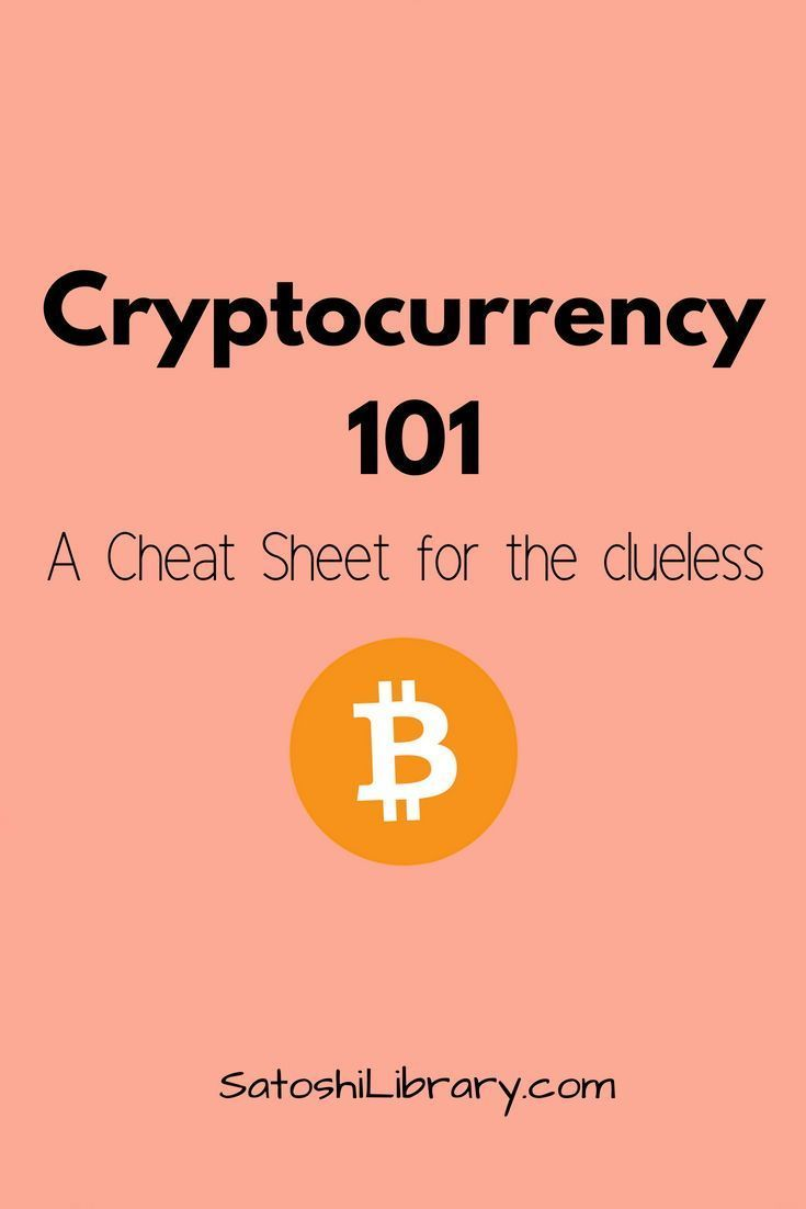 The Ultimate Cryptocurrency Cheat Sheet for Dummies Are you wondering what on earth is a cryptocurrency but have no clue where to start?