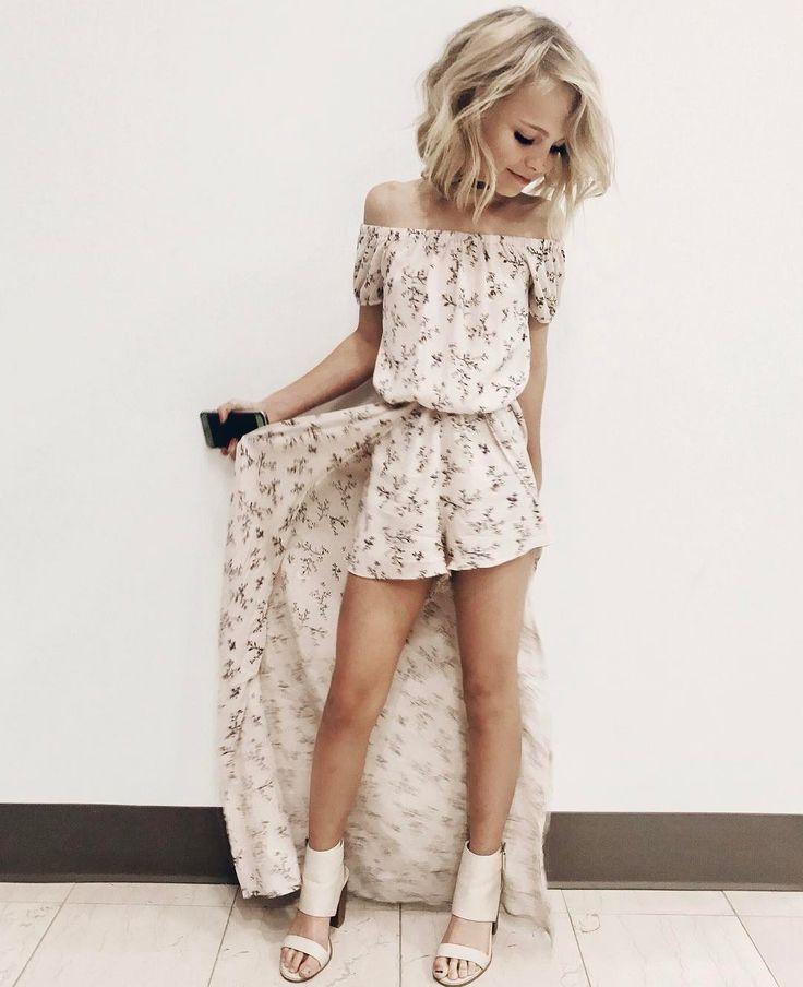entzückendes Frühlingsoutfit von Tillys von Tween Style Blogger @vandyjaidenn