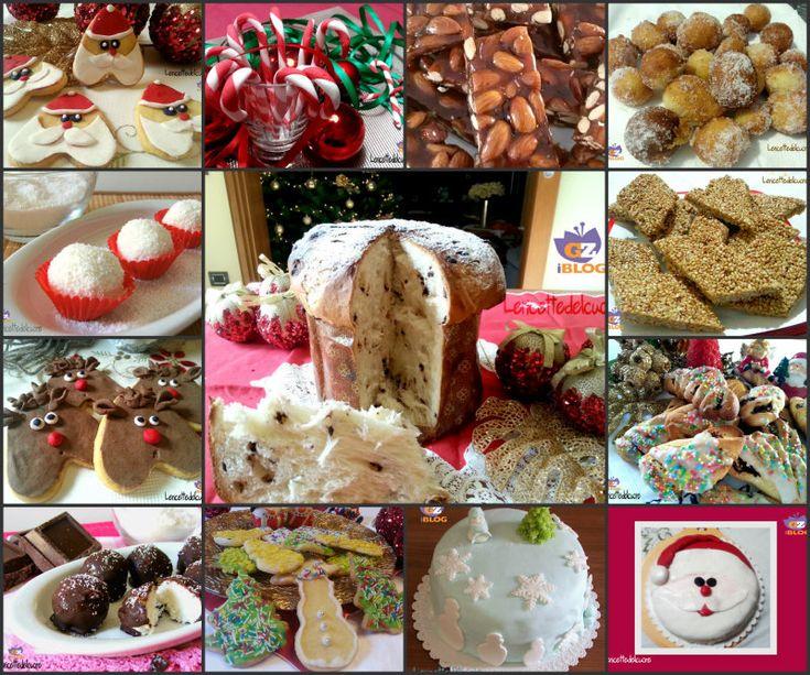 Dolci di natale Vi propongo una piccola raccolta di dolci di natale, per darvi qualche spunto su idee particolari da preparare per le feste natalizie e su