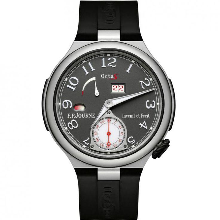 F.P.Journe Octa Sport Linesport  - швейцарские мужские наручные часы - черные, спортивные