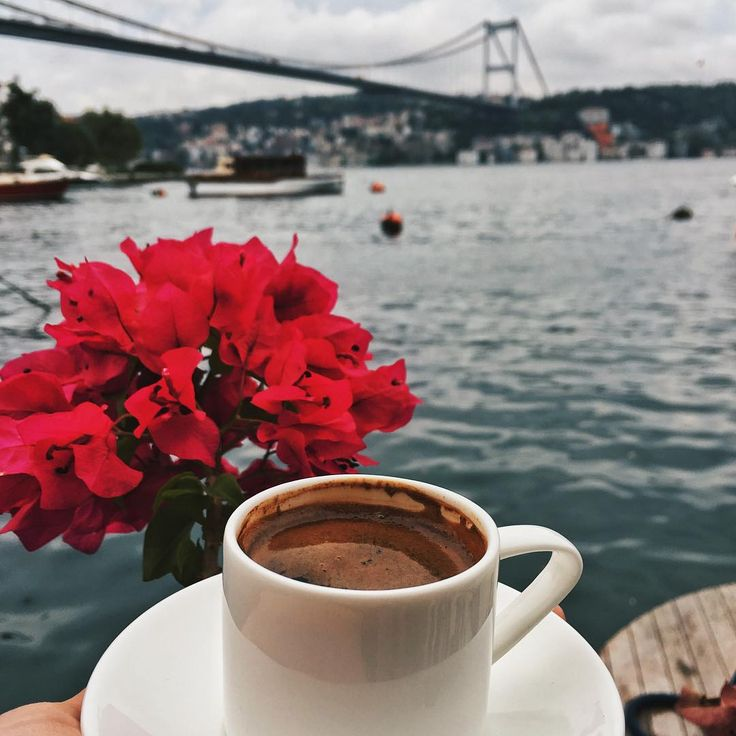 This is #istanbul ☕️........by Onder Turkmen (onthere)