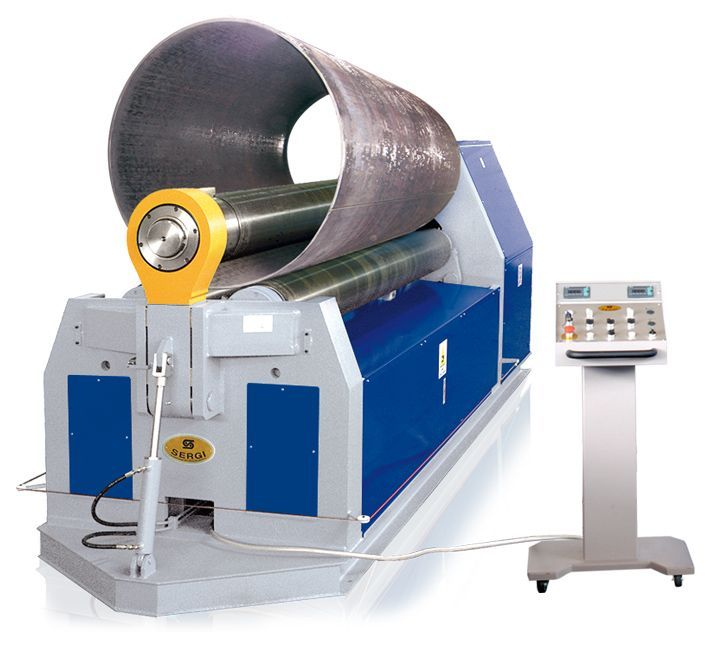 Roll Bending Manchine