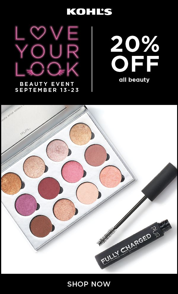 If You Love To Save On Your Favorite Beauty Products Then Now S The Time To Shop From September 13 23 Take Pur Makeup Beauty Favorites New Eyeshadow Palettes