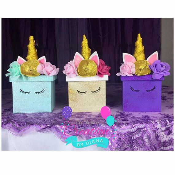 I Am Looking Forward To Creating Awe Some Centerpieces For Your Special Event Ideal For 1st B Unicorn Birthday Parties Unicorn Centerpiece Unicorn Baby Shower