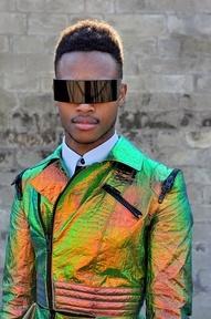 opalescent jacket