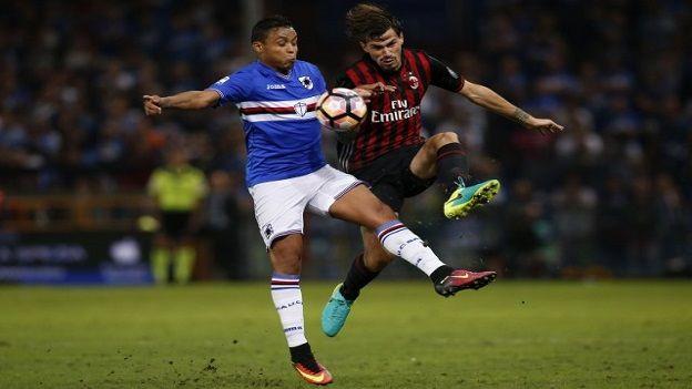 Agen Casino - Prediksi Pertandingan Serie A AC Milan vs Sampdoria 5 Februari 2017 - AC Milan akan menjamu tim kuda hitam Samdoria