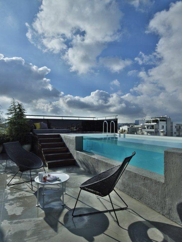 602 best images about d co jardin et aires de jeux diy for Construction piscine 10m2