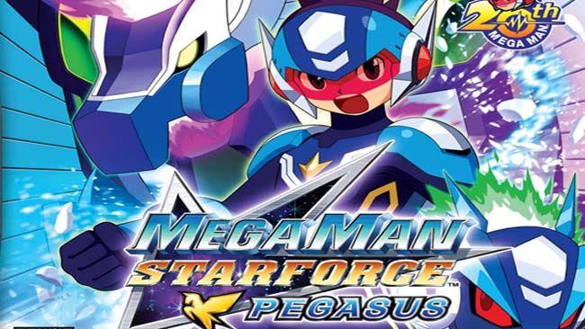 MegaMan Star Force: Pegasus NDS ROM (USA) - https://www.ziperto.com/megaman-star-force-pegasus-nds/