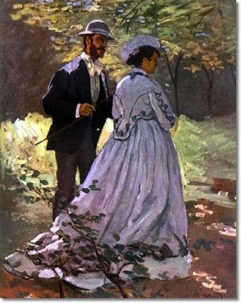 The Picnic Claude Monet Monet Paintings Monet National Gallery