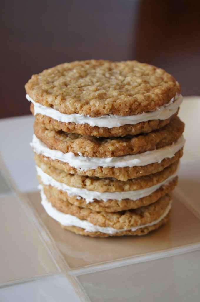 Oatmeal Creme Pies | C is for cookie | Pinterest