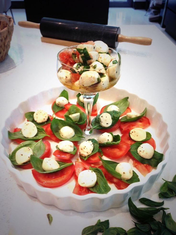 Boconccini ensalata