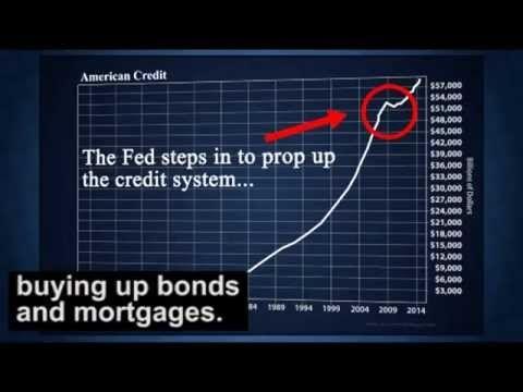 Bill Bonner: Cash Shortage to Hit U.S. - YouTube
