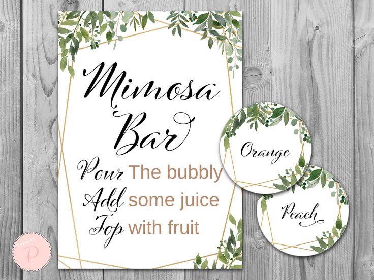 50+ Wedding bar sign wording ideas in 2021