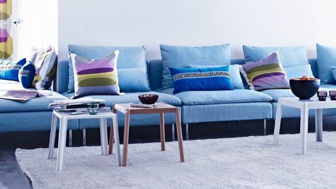 Quand les beaux jours arrivent, on a souvent envie de tout changer dans la maison. Et pourquoi ne pas s'offrir un nouveau canapé pour transformer l...