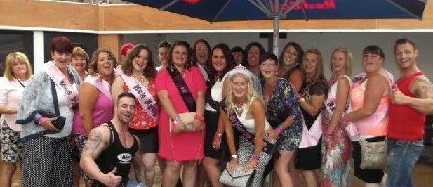 Hen party Blackpool