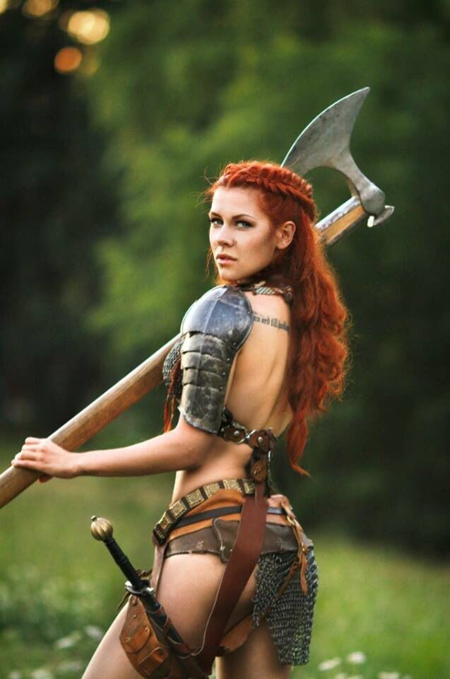hot sexy viking women