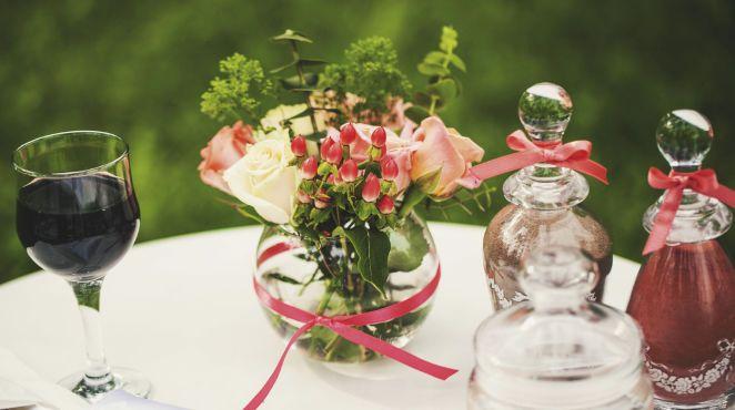 Diese Tisch-Deko ist DER Hingucker auf jeder Gartenparty!