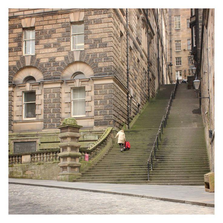 Cockburn Street, Edinburgh (1)