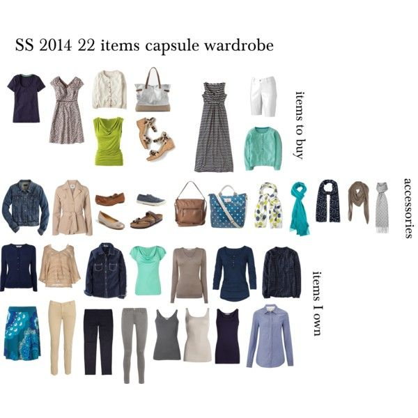cheap capsule wardrobe 1