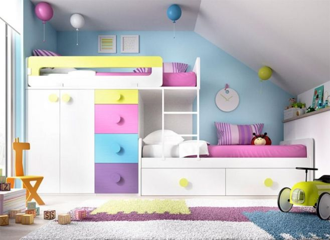 37 best Rimobel Children\'s Bedroom Furniture images on Pinterest ...
