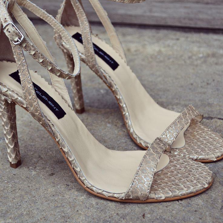 #rosettishowroom #the5thelementstore #springsummer #sandals #highheels #snake