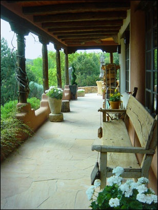 309 best images about great porches and portals on for Mexican porch designs