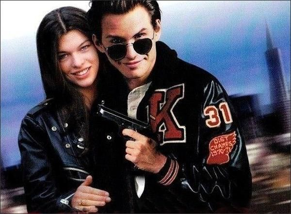 George Kuffs (Christian Slater) is an irresponsible 21-year-old high school dropout from San Francisco who walks out on his pregnant girlfriend Maya Carlton (Milla Jovovich). Having lost his last job and with no prospects he visits his brother Brad (Bruce Boxleitner), who serves as an officer in the San Francisco Patrol Special Police, a civilian auxiliary police unit that sees potential officers assign themselves specific areas and work on a for-hire basis.