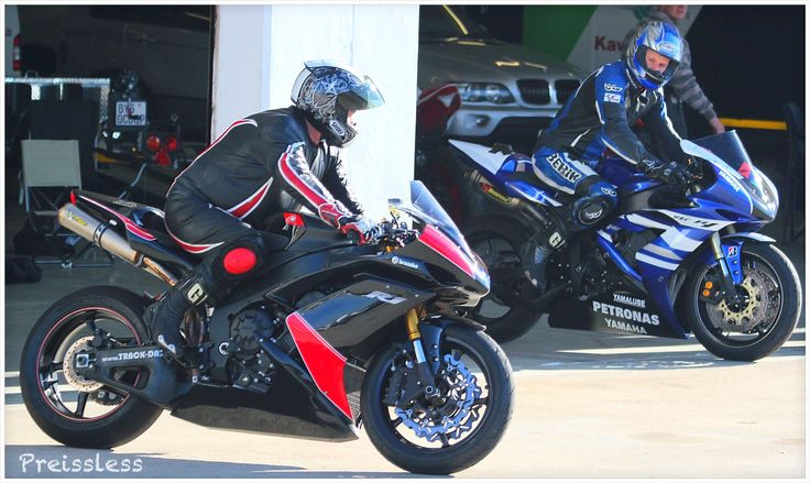 Lets ride! Kyalami track day