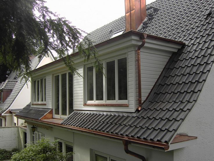 53 best Unterm Dach images on Pinterest Attic spaces, Dormer