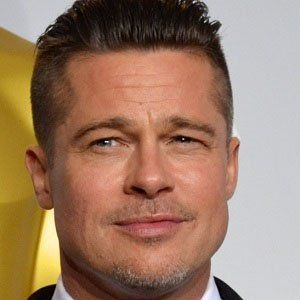 HAPPY 54th BIRTHDAY to BRAD PITT!! 12 / 18 / 2017. Hollywood star who played lead roles in the films Moneyball, Fight Club, The Curious Case of Benjamin Button, World War Z, and Inglourious Basterds. He won a Golden Globe Award for Best Supporting Actor for his role as Jeffrey Goines in the 1995 film 12 Monkeys and he also played Rusty Ryan in the Ocean's Eleven trilogy.