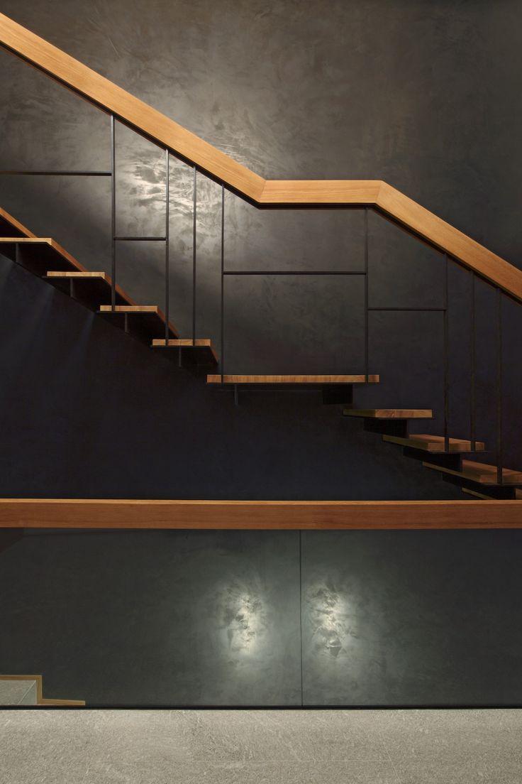 casa GT a Postalesio, Sondrio #interior design #home decor #stairs