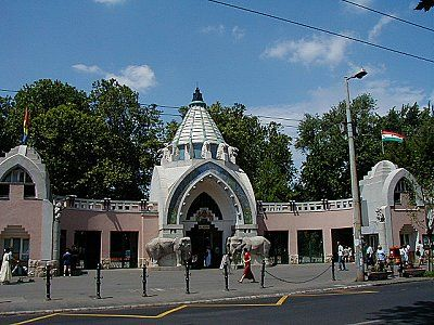 The Budapest Zoo is one of the oldest in Europe  www.hungary-special.com