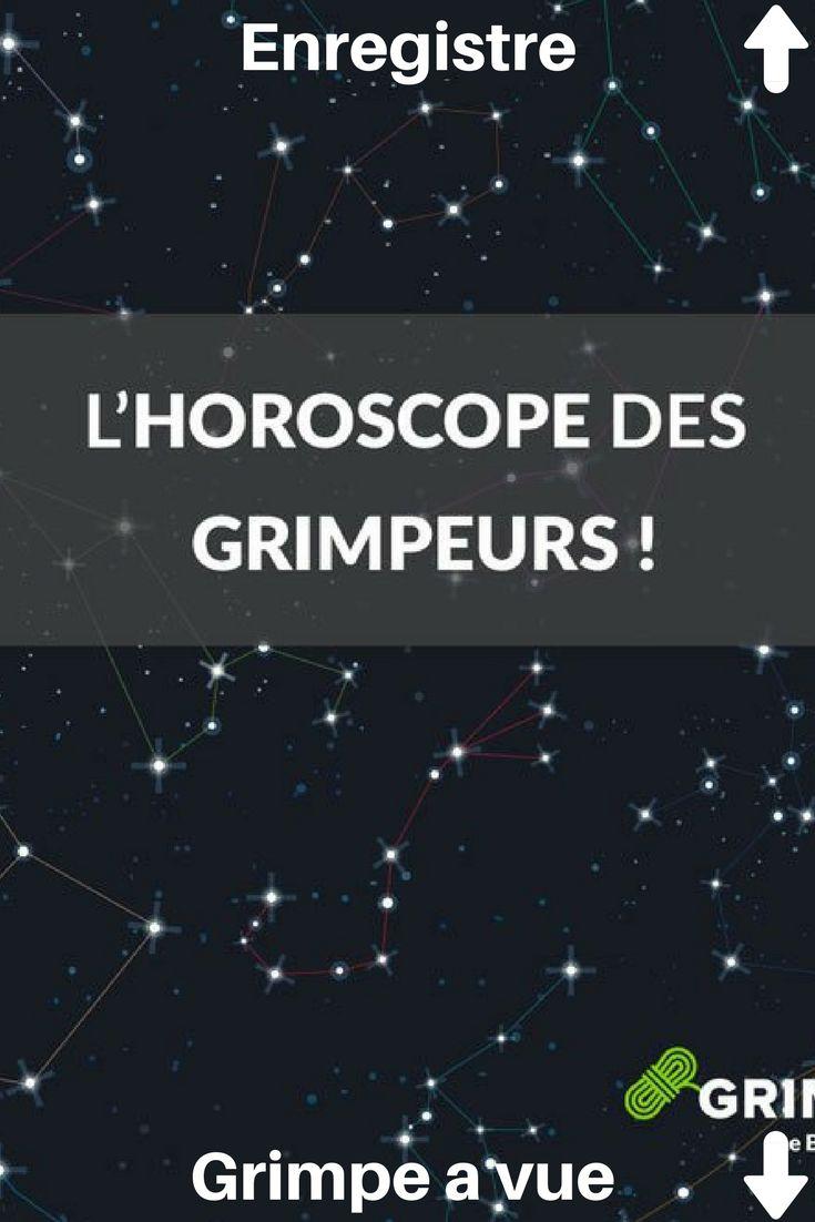 Culture Grimpe vous offre l'Horoscope des Grimpeurs !