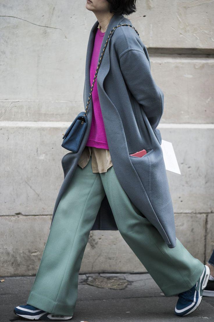 Paris Fashion Week Fall 2018 - crfashionbook