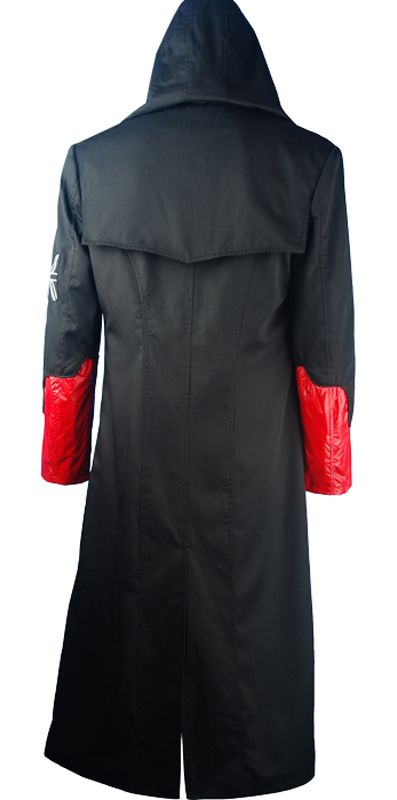 DmC: Devil May Cry dante cosplay costume outfit coat halloween costume