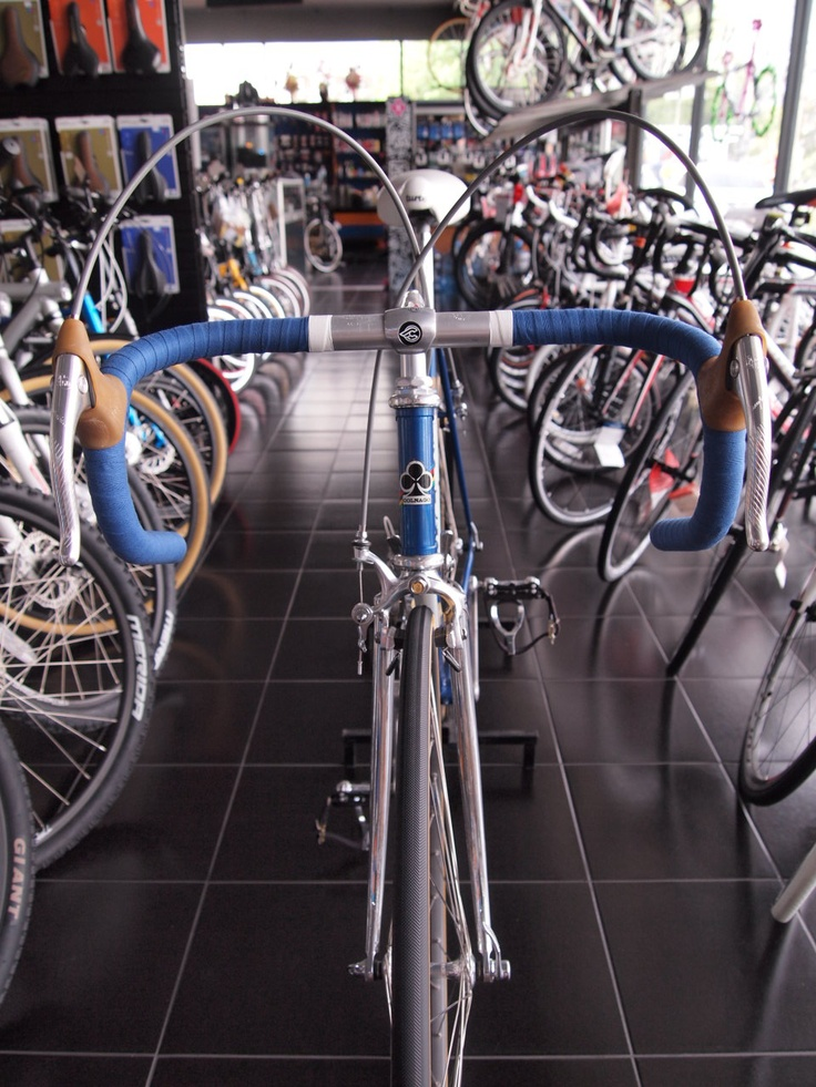@ Cycle Square Bike Shop in Thailand. #colnago #bike #bicycle #campagnolo #cinelli