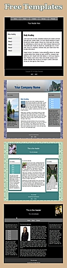 The 25+ best Free html website templates ideas on Pinterest Html - ledger template free