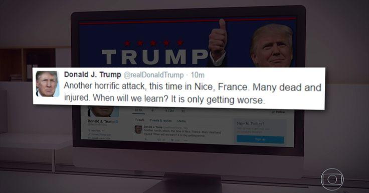 Veja a repercussão do ataque em Nice no Dia da Bastilha