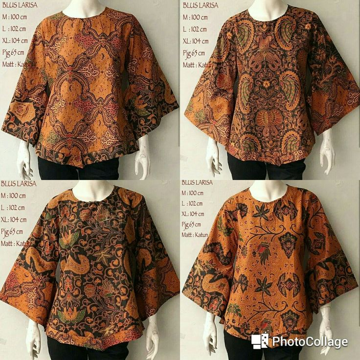 559 Best Blus Batik Images On Pinterest