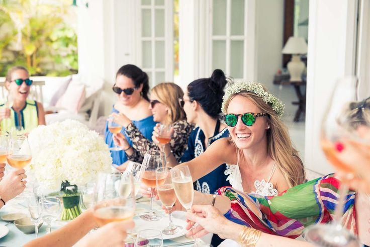 girls' brunch party