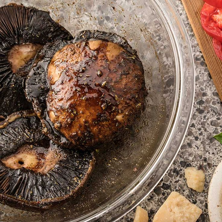 Grilled to perfection and topped with creamy bocconcini cheese, these portobellos are sure to please both the vegetarians and meat eaters in the...