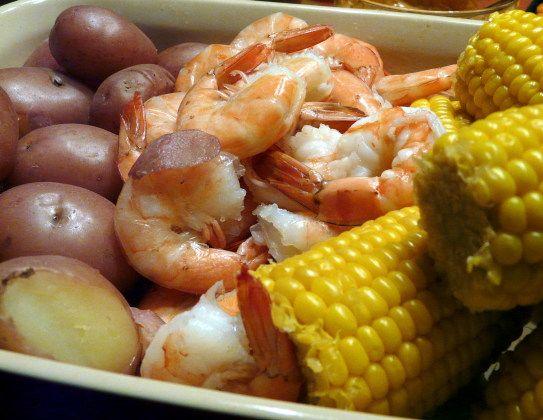Shrimp Boil Dinner Recipe - Food.com
