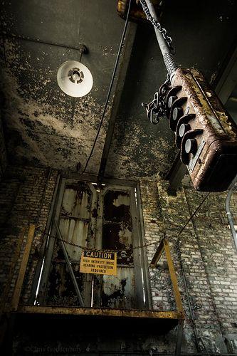 Forgotten, Silent, Untouched   Seneca Army Depot