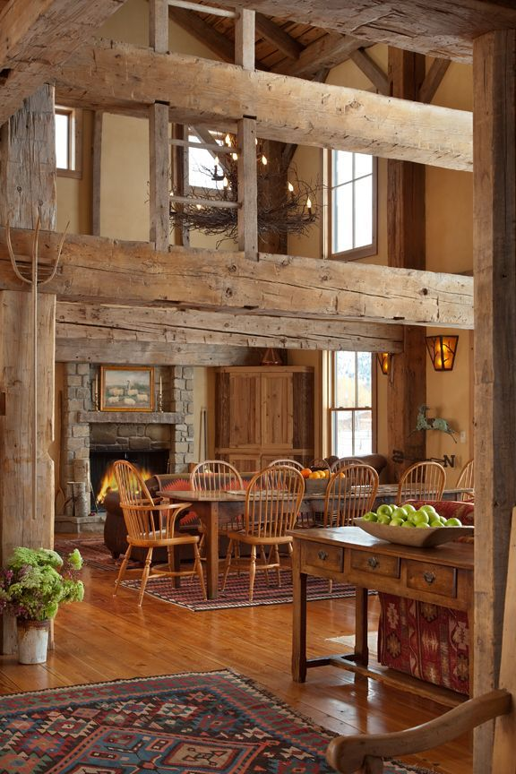 131 Best Images About Log Homes On Pinterest