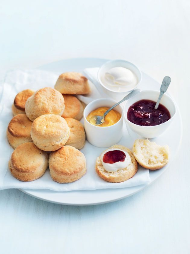 basic scones from donna hay magazine