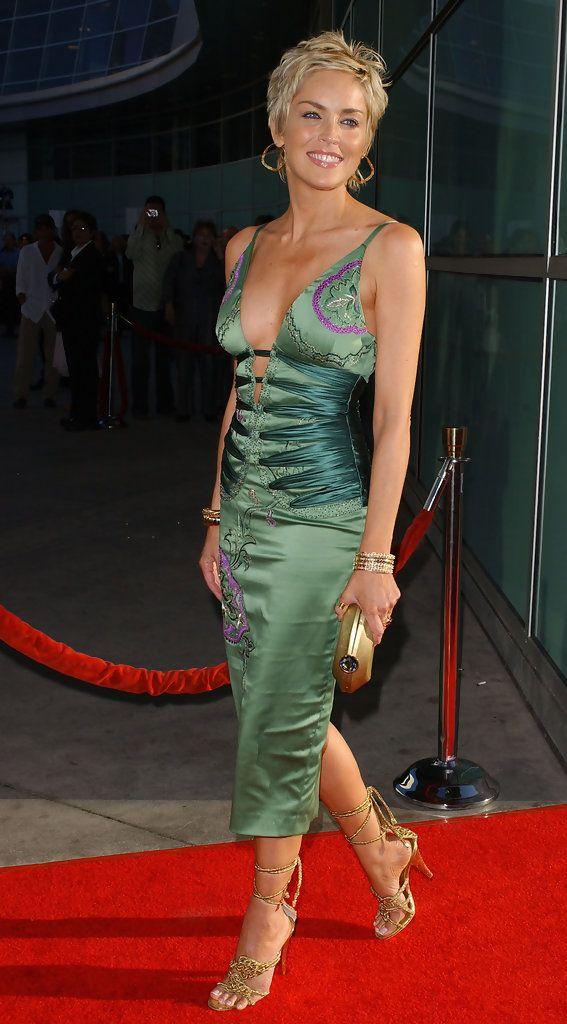 More Pics of Sharon Stone Pixie (10 of 21) - Pixie Lookbook - StyleBistro