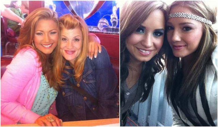 Demi Lovato's sister Dallas Lovato