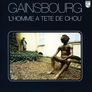 Serge #Gainsbourg cabbage head