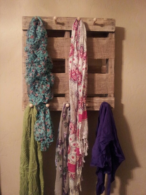 17 Best images about Scarf Organizers on Pinterest ...